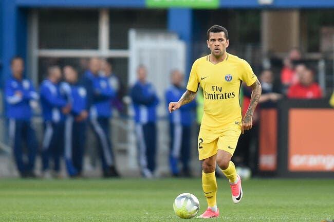 PSG : Dani Alves déclenche l'opération Alexis Sanchez au PSG !