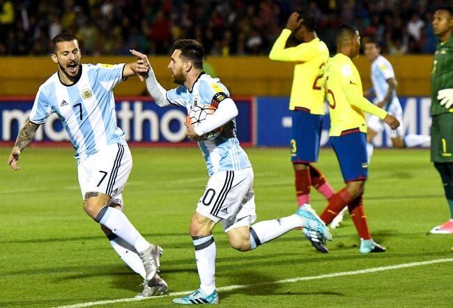 EdF: L'Argentine de Messi au Stade de France, la FFF y travaille