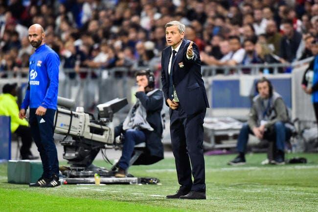 OL: Comme Guardiola, Genesio fait des choix incompréhensibles