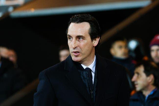 PSG: La menace de son contrat, Emery n'y pense même pas