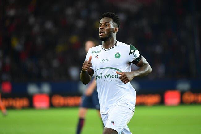 ASSE: Sainté envoie Bamba réfléchir avec l'équipe réserve!