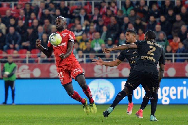 DFCO: Des absents aussi à Dijon contre le PSG