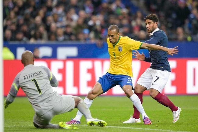 EdF: Un énorme match de gala France-Brésil à Lyon