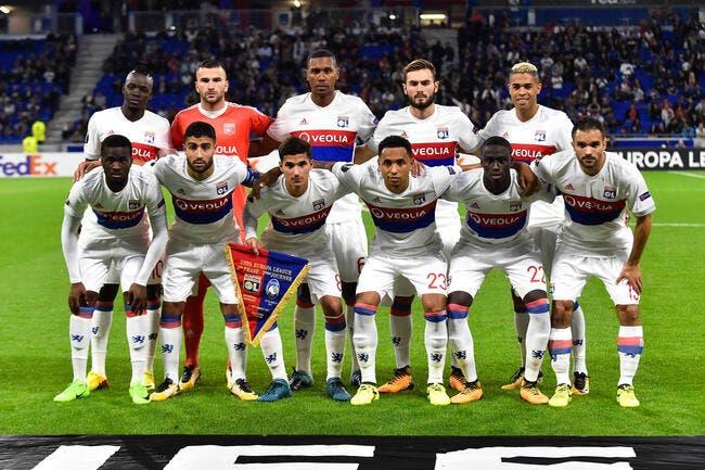 OL : Lyon n'existe plus en Europe balance Riolo