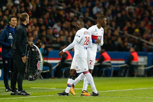 OL: Lyon prête Martins Pereira en Ligue 2