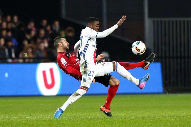 OL: Partir de Lyon et jouer, Martins Pereira n'a pas hésité