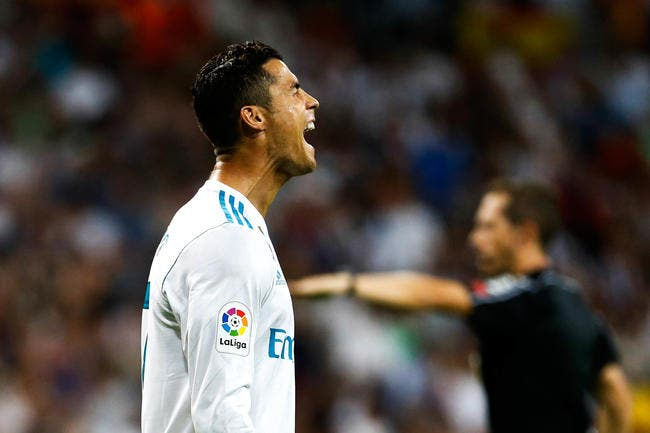 Real: Le réveil de Cristiano Ronaldo va forcément être brutal