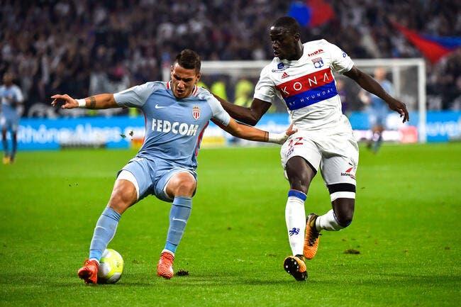 ASM: L'OL ne méritait pas de battre Monaco pense Rony Lopes