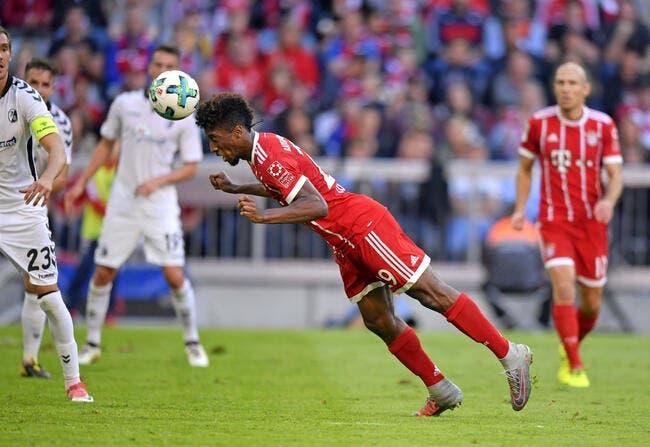 Bayern Munich - Fribourg : 5-0