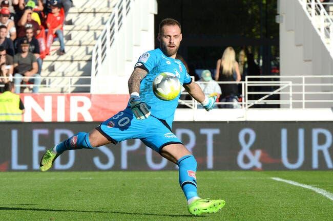 DFCO : Reynet aurait voulu un bug de la goal line technology contre le PSG