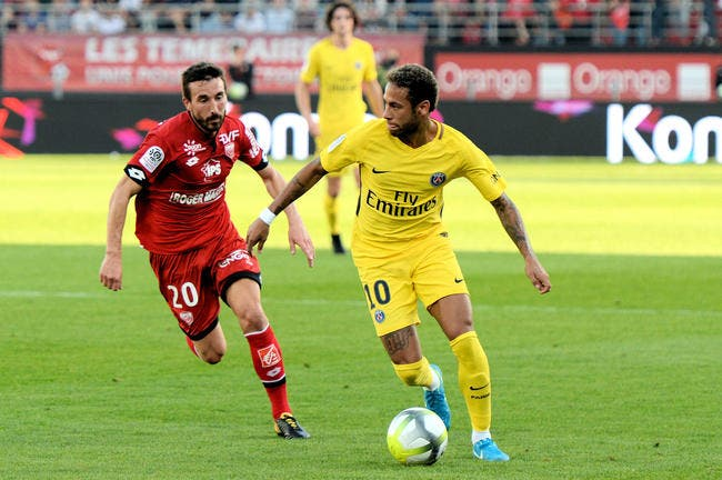 Dijon - PSG : 1-2