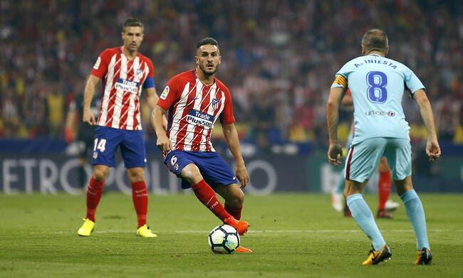 Liga : Suarez sauve Barcelone contre l'Atlético Madrid