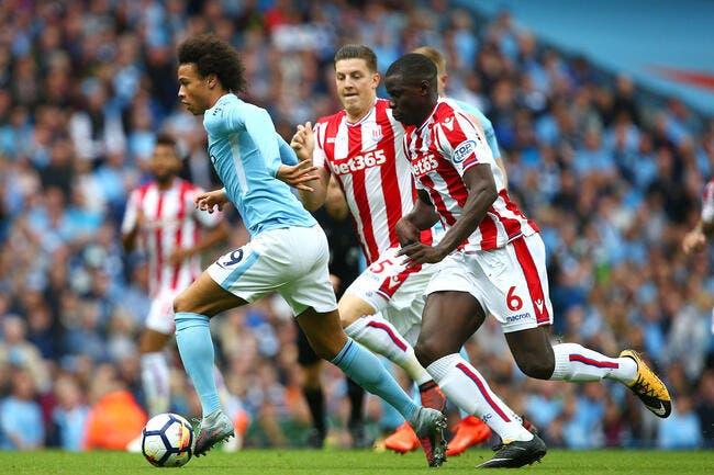 Man City - Stoke City : 7-2