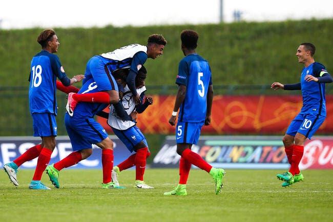 Mondial U17 : La France balaie le Honduras