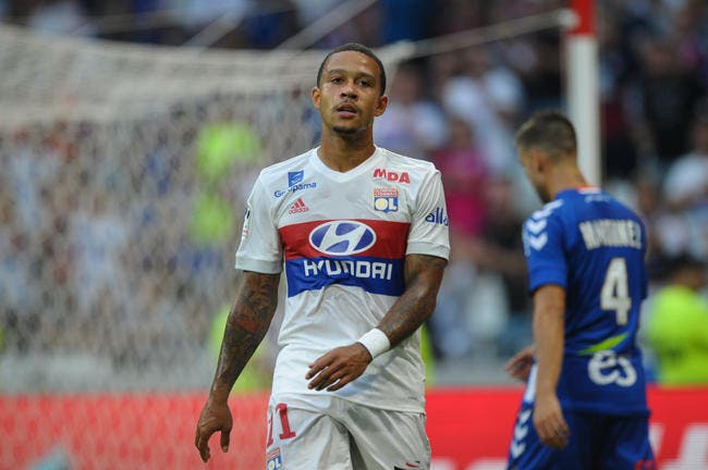 OL : Depay se ridiculise et annonce son transfert au Real Madrid