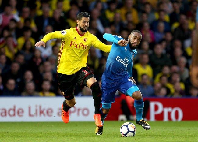 Premier League : Watford plonge Arsenal dans le doute