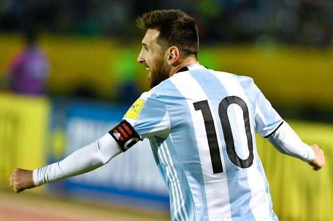Argentine : Maradona est une référence, pas (encore) Messi