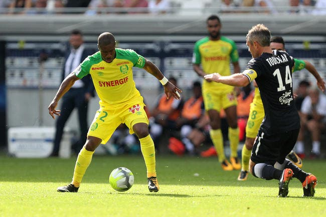 Bordeaux - Nantes : 1-1