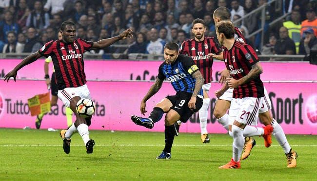 Serie A : L'Inter d'Icardi tape l'AC Milan !