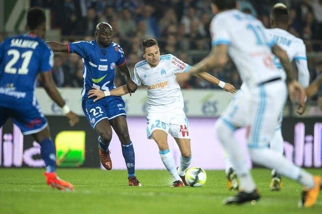Strasbourg - OM : 3-3