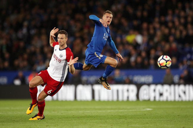 Leicester - WBA : 1-1