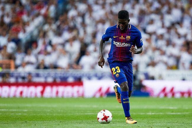 Mercato : Le Barça ne veut pas revivre une Neymar avec Umtiti