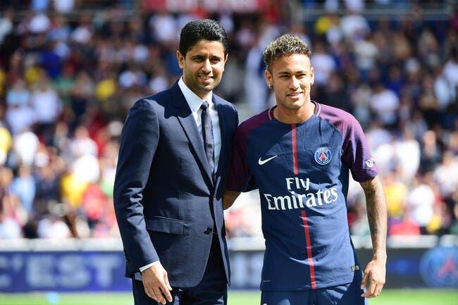 PSG : Neymar touchera 3ME s'il est Ballon d'Or au PSG, Nasser en rêve !