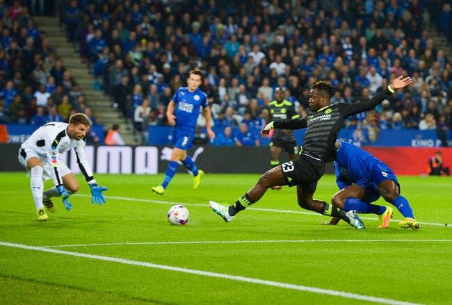 Chelsea : Vardy pourrait pousser Batshuayi dehors au mercato !