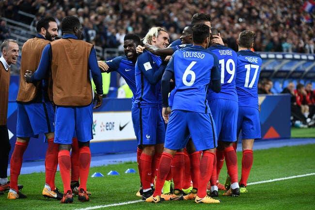EdF : France-Pays de Galles en amical le 10 novembre