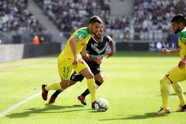 FCN : Au service de Ranieri, Dubois kiffe son rôle à Nantes
