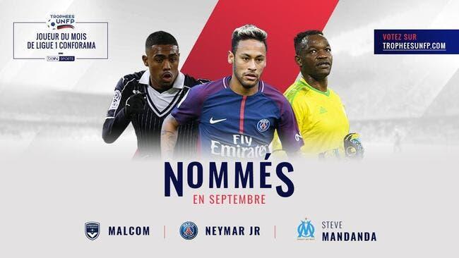 L1 : Malcom, Neymar ou Mandanda... Qui succédera à Falcao ?