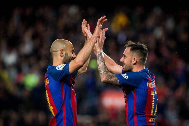 LOSC : Un attaquant du Barça pour sauver les Dogues de Bielsa ?