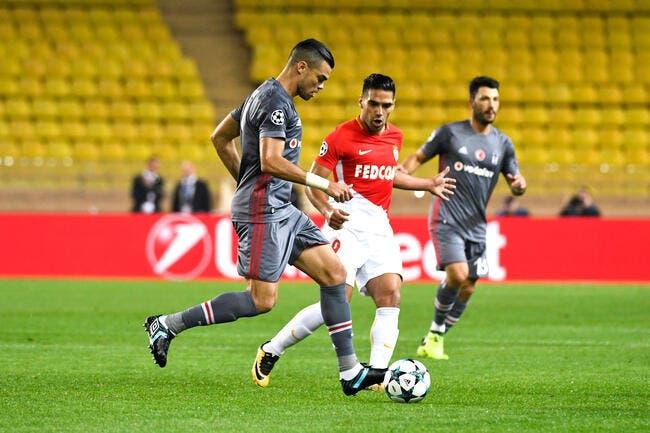 Monaco – Besiktas 1-2