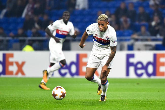 OL : Mariano s'imagine déjà battre les records de Lacazette