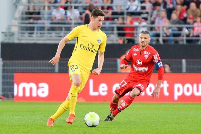 PSG : le Bayern songe à Draxler