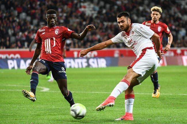 SRFC : Rennes a choisi son joker, et ce n'est pas Ben Arfa !