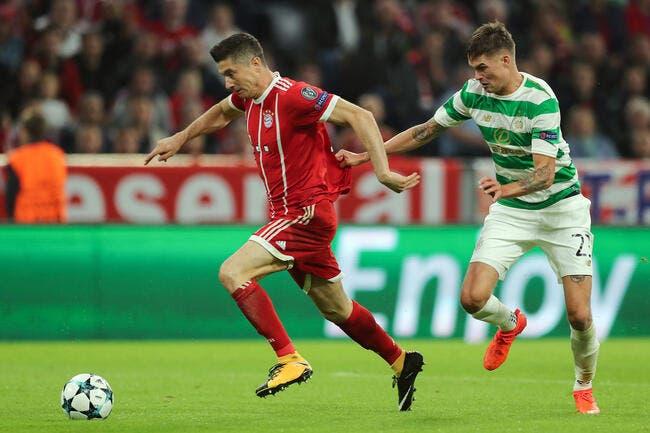 Bayern Munich - Celtic : 3-0