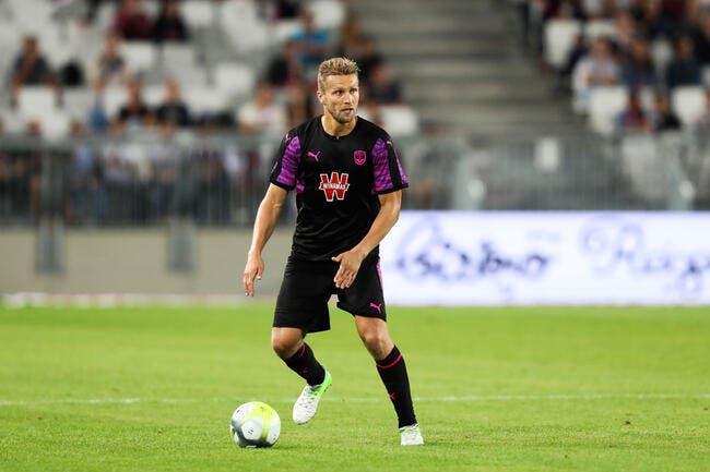 FCGB : Lewczuk met un gros stop aux rumeurs du mercato