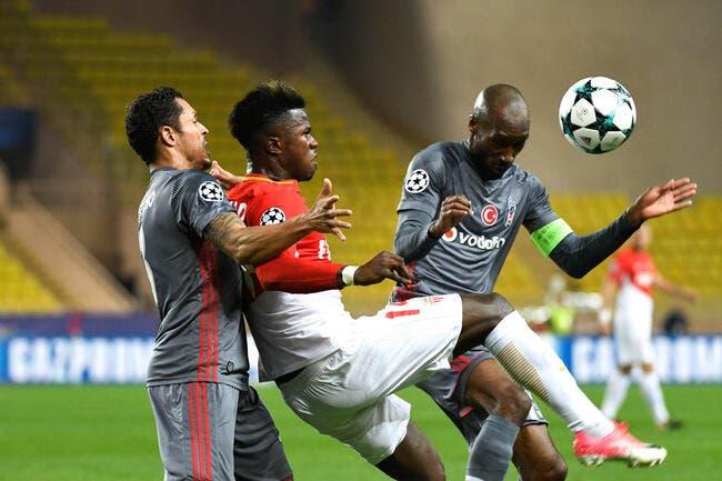 Pas de Ghezzal à l'entraînement ce jeudi — Foot Afrique Monaco