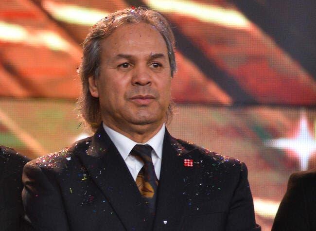 Officiel : Rabah Madjer sélectionneur de l'équipe d'Algérie