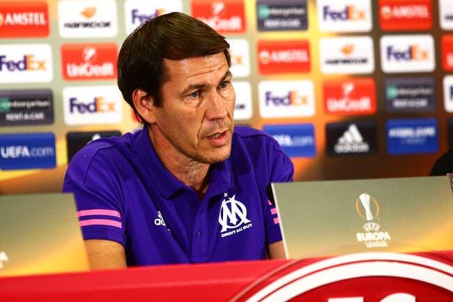 OM : Garcia interdit à ses joueurs de se prendre déjà la tête avec le PSG