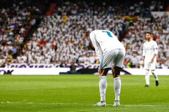 Personne ne fait pire que Cristiano Ronaldo en Europe!