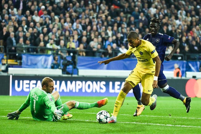 PSG : Mbappé entre dans le livre des records de la Ligue des Champions !