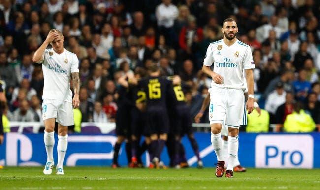 Real : Zidane vole au secours de Benzema après ses gros ratés