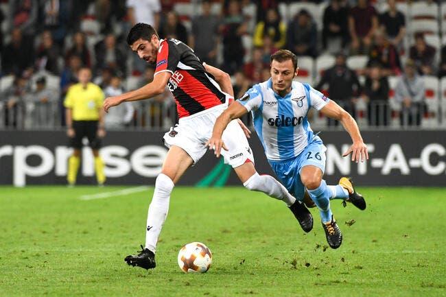 EL : Nice retombe dans ses travers contre la Lazio
