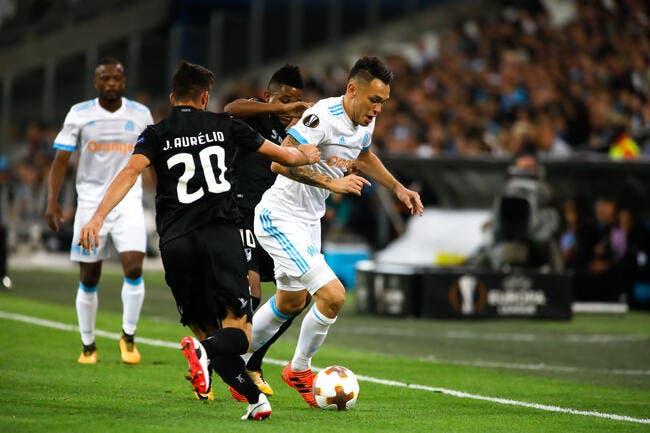 OM - Vitoria Guimaraes : 2-1