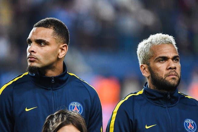 PSG: Daniel Alves hérite d'une très sale note après Anderlecht