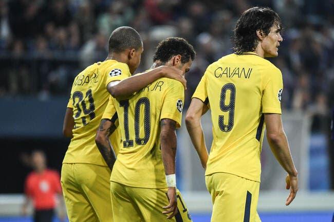 PSG : Paris débarque au Vélodrome pour cartonner l'OM prévient Mbappé