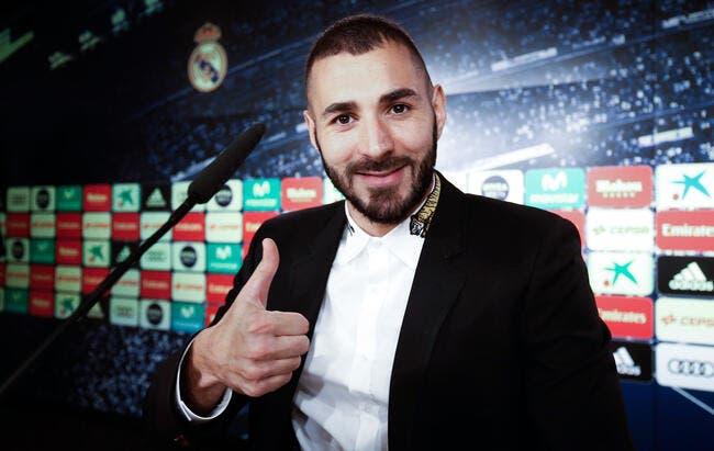 Real Madrid: Karim Benzema règle son avenir en deux phrases