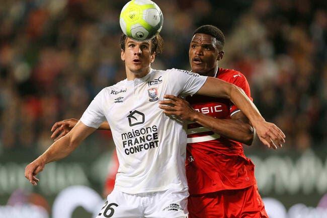 SMC : Caen retrouve son buteur attitré